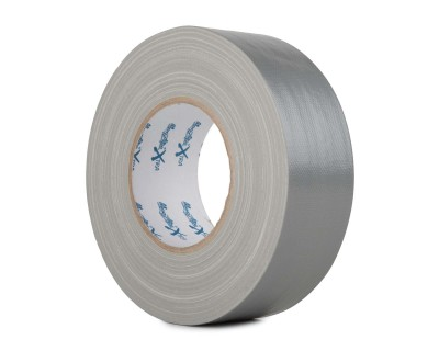 MagTape Xtra Extra Adhesion Gloss Gaffer 50mmx50m SILVER