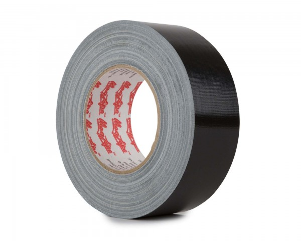 Le Mark MagTape Original Residue Res Gloss Gaffer 50mmx50m BLACK - Main Image