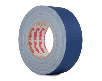 MagTape Matt 500 Residue Res Gaffer Tape 12mm x 50m BLUE