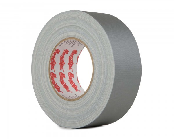 Le Mark MagTape Matt 500 Residue Res Gaffer Tape 12mm x 50m SILVER - Main Image