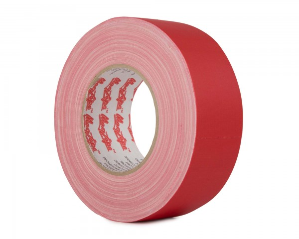 Le Mark MagTape Matt 500 Residue Res Gaffer Tape 50mm x 50m RED - Main Image