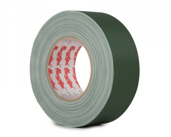 Le Mark MagTape Matt 500 Residue Res Gaffer Tape 75mm x 50m GREEN - Main Image