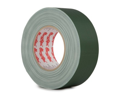 MagTape Matt 500 Residue Res Gaffer Tape 75mm x 50m GREEN