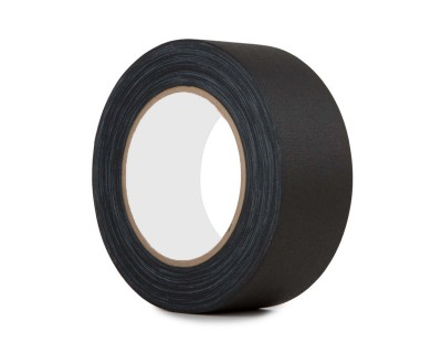 Gaf-Fire - Fire Retardant Gaffer Tape 48mmx25m Matt BLACK