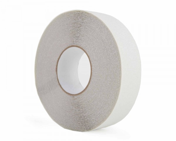 Le Mark Anti Slip Heavy Duty High Grab Tape 50mm x 18.3m Roll WHITE - Main Image