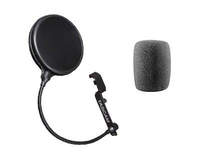 Windshields and Pop Filters