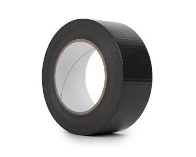 MagTape Eco 27 Gloss Budget Gaffer Tape 48mmx50m BLACK