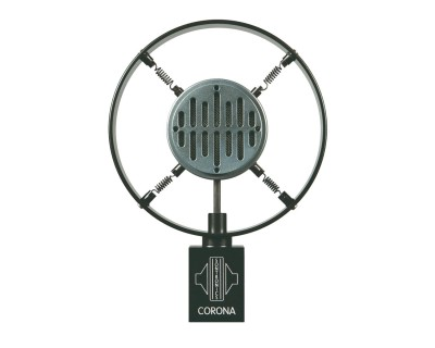 CORONA Dynamic Supercardioid Sprung Mount Retro Vocal Mic