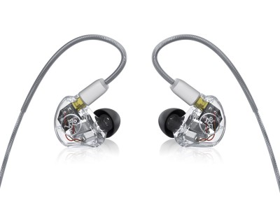 MP-360 Triple Balanced Armature In-Ear Monitors