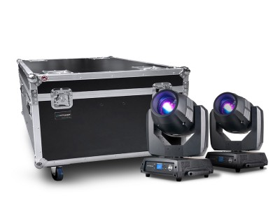 Moving Heads and Scanners