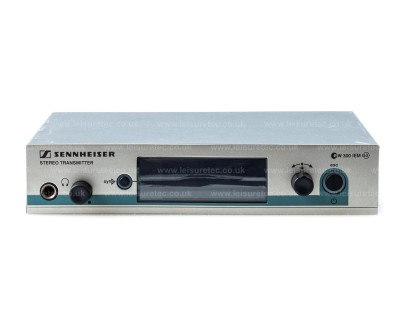 *B-GRADE* SR300 IEM G3-GB Rack-Mount Transmitter CH38 *1 ONLY*