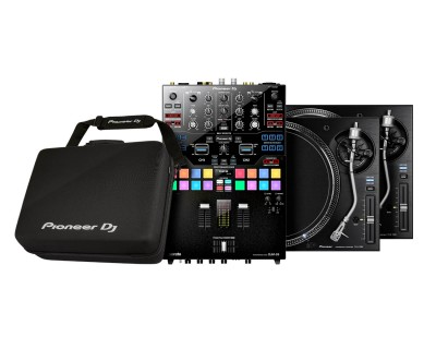 DJM-S9 BUNDLE 1 (DJM-S9 Mixer/ DJC-S9 / 2xPLX-1000 Turntables)